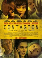 Contagion - French Movie Poster (xs thumbnail)