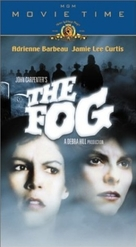 The Fog - VHS movie cover (xs thumbnail)