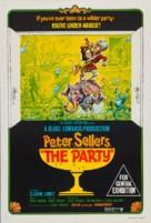 The Party - Australian Movie Poster (xs thumbnail)