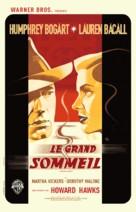 The Big Sleep - French poster (xs thumbnail)