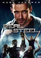 Real Steel - Canadian DVD cover (xs thumbnail)