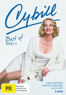 """Cybill"" - Australian DVD movie cover (xs thumbnail)"