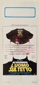 Mannen på taket - Italian Movie Poster (xs thumbnail)