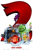 The Angry Birds Movie 2 - Portuguese Movie Poster (xs thumbnail)