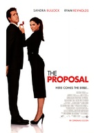 The Proposal - British Movie Poster (xs thumbnail)