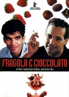 Fresa y chocolate - Italian Movie Poster (xs thumbnail)