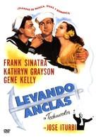 Anchors Aweigh - Spanish DVD movie cover (xs thumbnail)