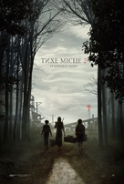 A Quiet Place: Part II - Ukrainian Movie Poster (xs thumbnail)