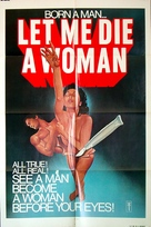 Let Me Die a Woman - Movie Poster (xs thumbnail)
