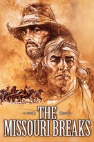 The Missouri Breaks - DVD movie cover (xs thumbnail)