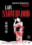 Shurayukihime - Polish DVD movie cover (xs thumbnail)