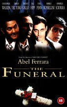 The Funeral - British VHS movie cover (xs thumbnail)