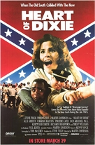 Heart of Dixie - Video release poster (xs thumbnail)