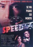 Speed - Italian Movie Poster (xs thumbnail)