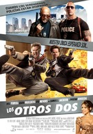 The Other Guys - Spanish Movie Poster (xs thumbnail)