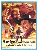 Si può fare... amigo - French Movie Poster (xs thumbnail)
