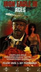 Aces: Iron Eagle III - Polish Movie Cover (xs thumbnail)