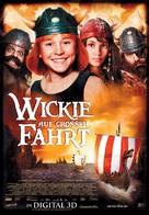 Wickie auf großer Fahrt - Swiss Movie Poster (xs thumbnail)