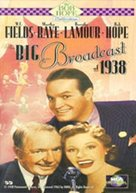 The Big Broadcast of 1938 - Movie Cover (xs thumbnail)