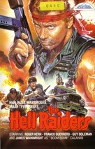 Hell Raiders - Dutch Movie Cover (xs thumbnail)