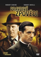 True Confessions - Czech DVD movie cover (xs thumbnail)