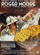 Gold - Danish Movie Poster (xs thumbnail)