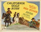 California Gold Rush - Movie Poster (xs thumbnail)