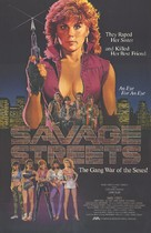 Savage Streets - Movie Poster (xs thumbnail)