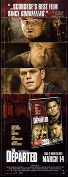 The Departed - Australian Movie Poster (xs thumbnail)