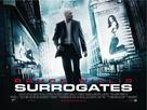 Surrogates - British Movie Poster (xs thumbnail)
