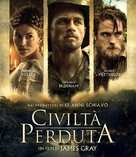 The Lost City of Z - Italian Movie Cover (xs thumbnail)