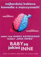 Baby sa jakies inne - Polish Movie Poster (xs thumbnail)