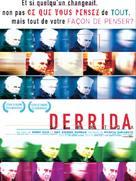 Derrida - French Movie Poster (xs thumbnail)