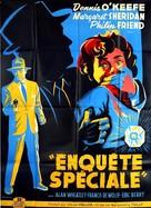 The Diamond - French Movie Poster (xs thumbnail)