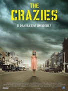 The Crazies - French Movie Poster (xs thumbnail)
