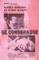 Os Condenados - Brazilian Movie Poster (xs thumbnail)