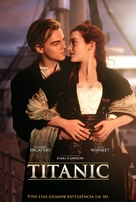 Titanic - Brazilian Movie Poster (xs thumbnail)