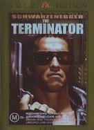 The Terminator - Australian Movie Cover (xs thumbnail)