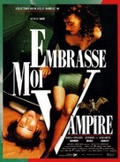 Vampire's Kiss - French Movie Poster (xs thumbnail)