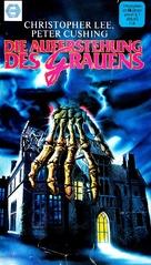 The Creeping Flesh - German VHS movie cover (xs thumbnail)