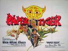 Paper Tiger - British Movie Poster (xs thumbnail)