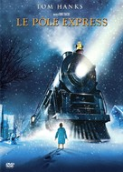 The Polar Express - French DVD movie cover (xs thumbnail)
