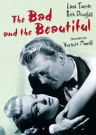 The Bad and the Beautiful - British DVD movie cover (xs thumbnail)