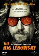 The Big Lebowski - German Movie Cover (xs thumbnail)