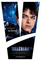 Valerian and the City of a Thousand Planets - Argentinian Movie Poster (xs thumbnail)