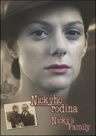 Nicky's Family - Slovak DVD cover (xs thumbnail)