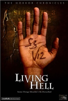Living Hell - DVD cover (xs thumbnail)