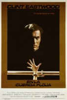 Tightrope - Argentinian Movie Poster (xs thumbnail)