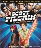 Scott Pilgrim vs. the World - Blu-Ray cover (xs thumbnail)