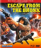 Fuga dal Bronx - Blu-Ray cover (xs thumbnail)